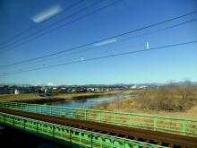 多摩川と富士山_640