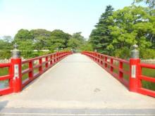 小田原城の学び橋_640